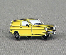 Metal Enamel Pin Badge Brooch Reliant Robin 3 Three Wheeler Car Del Boy Trotter