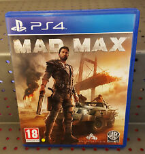 Mad Max Road Warrior A world Gone Mad Playstation 4