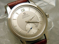 OMEGA SEAMASTER STAINLESS AUTOMATIC WRIST WATCH VINTAGE MEN