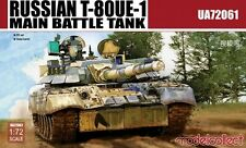 Modelcollect 1/72 Kits Russian T-80UE-1 Main Battle Tank UA72061