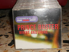 PRINCE BUSTER - WHINE AND GRINE 4 tracks versions - 1998
