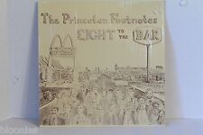 The Princeton Footnotes Eight to the Bar Vintage Record Album (New Jersey NJ)