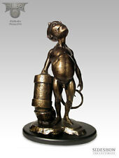 New Sideshow Hellboy Hellbaby Life-Size Faux-Bronze 1/1 statue figure hell baby