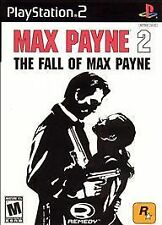 Max Payne 2: The Fall of Max Payne **NEW** (Sony Playstation 2 PS2) Video Game