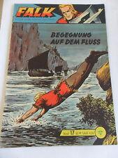 1x Comic FALK - Begegnung auf dem Fluss Band 17 - TOP mit Sammelmarke