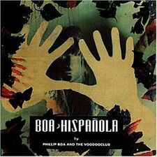 Phillip Boa & The Voodoo Club Hispañola (1990) [CD]
