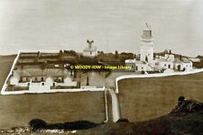 rp13439 - St Catherines Lighthouse , Niton , Isle of Wight - photo 6x4
