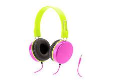 Griffin Pink Crayola MyPhones Kids Volume-limiting Headphones