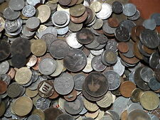 36 Old English and world Coins.