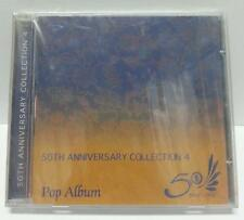 Rare Sealed Singapore Airlines 50th Anniversay Collection 1997 UK CD FCB1032