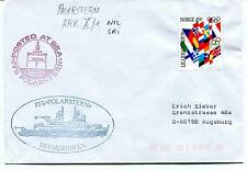Polarstern Bremerhaven Norge Posted at Sea Polar Antarctic Cover