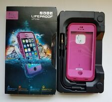 New LifeProof FRE iPhone 5/5s/5e Waterproof Shockproof Cover Case Pink