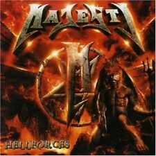 "MAJESTY ""HELLFORCES"" CD NEUWARE!!!!!!!!!!!!!!!!!"