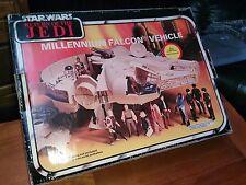star wars vintage kenner - millenium falcon 100% original an complete rare