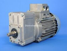 Indur US302 Gear reducer 14.18:1 ratio with 3-phase AC motor, 60 W