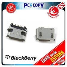 CONECTOR DE CARGA JACK BLACKBERRY 8520 9300 8230 9700 9780 MICRO MINI USB