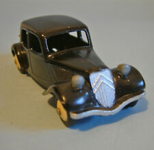 DINKY Meccano France 1955 CITROEN TRACTION AVANT cream hubs