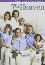 7th Heaven  - Third Season NEW 6-Disc Set FREE Shipping  Buy 3 dvds-  Get $5 OFF