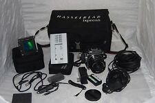 hasselblad 503 cw/80mm cf/ ixpress v96c digital back/ image bank /mint conds.