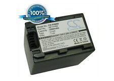 7.4V battery for Sony DCR-SR65, DCR-HC38E, HDR-CX6, DCR-SR62E, DCR-HC43E, DCR-DV