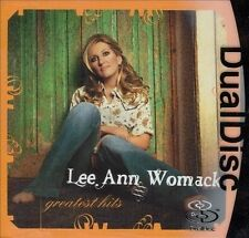 Greatest Hits [DualDisc] by Lee Ann Womack (CD, May-2005, 2 Discs)