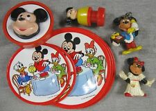 Small Collection of Disney Vintage Mickey Mouse Night Light
