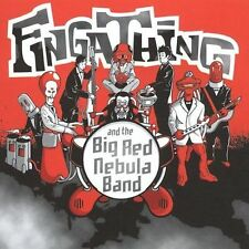 And the Big Red Nebula Band by Fingathing CD BRAND NEW SEALED