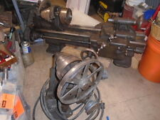 """MACHINIST TOOL LATHE Machinist South Bend 9"""" Lathe with Partial Taper Attachment"""