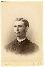 Cabinet Photo-Pach Bros, New York-HINES Family Man (Herb) Hamilton College ?