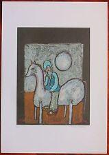 TONINO  GUERRA litografia 1996 SENZA TITOLO (13)