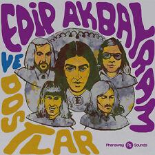 Edip Akbayram ve Dostlar - singles overview  1974 - 77 - CD
