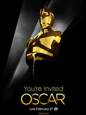 Academy Award Oscar Movie Poster 2011  Movie Poster Single Sided 27x40 inches