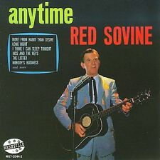 Anytime by Red Sovine (CD, Sep-2008, Starday Records)