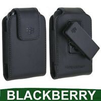GENUINE Blackberry 9780 BOLD Leather Pouch Case Cover Mobile phone Smartphone