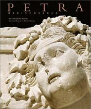 Petra Rediscovered: The Lost City of the Nabataean Kingdom-ExLibrary
