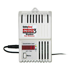 New Safety Siren HS71512 Pro Series3 Radon Gas Detector FREE 2nd DAY SHIPPING!