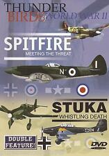 THUNDERBIRDS OF WORLD WAR II: SPITFIRE/STUKA (UK NTSC Region Free DVD)