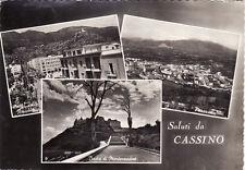 # CASSINO:  SALUTI DA ... 1954