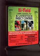 Lawn Garden Pet Livestock Insect Control Insecticide 32 oz Permethrin 10%