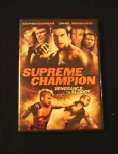 Supreme Champion 2010 (DVD, 2011) Stephan Bonnar, Leila Arcieri, Ted Fox
