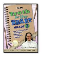 TRUTH IN THE HEART.FOR 3RD GRADE STUDENTS * COMPLETE SEASON: AN EWTN DVD