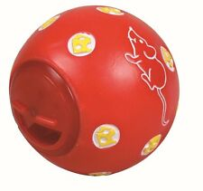 Trixie Cat Snack Treat Ball Kitten treat Play Ball Boredom Breaker 4137 7CM