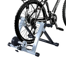 New Indoor Bike Bicycle Cycle Turbo Magnetic Trainer Fitness 5 Level Resistance