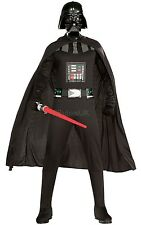 Darth Vader Official Star Wars Costume Size Medium Fancy Dress Costume P8802