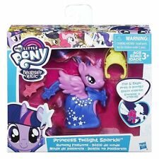 My Little Pony Runway Fashions Set con Princess Twilight Sparkle Figura * Nuovo *