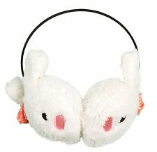 Winter Cute Kawaii Bunny and Panda Earmuffs Ear Muff Warmer Various Colors AD