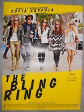 Affiche THE BLING RING Katie Chang SOFIA COPPOLA Emma Watson 40x60cm