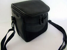 Leather Camera Case Bag for Canon SX100 S1 S2 S3 S4 S5 IS G12 G11 G10 G9 G7 G5