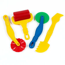 Dough Tools Set Of 4 Modelling, Play doh, Clay