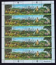 NATIONS-UNIS (New-York) timbre/stamp Yvert et Tellier 699 à 703 x5 n** (Y1)